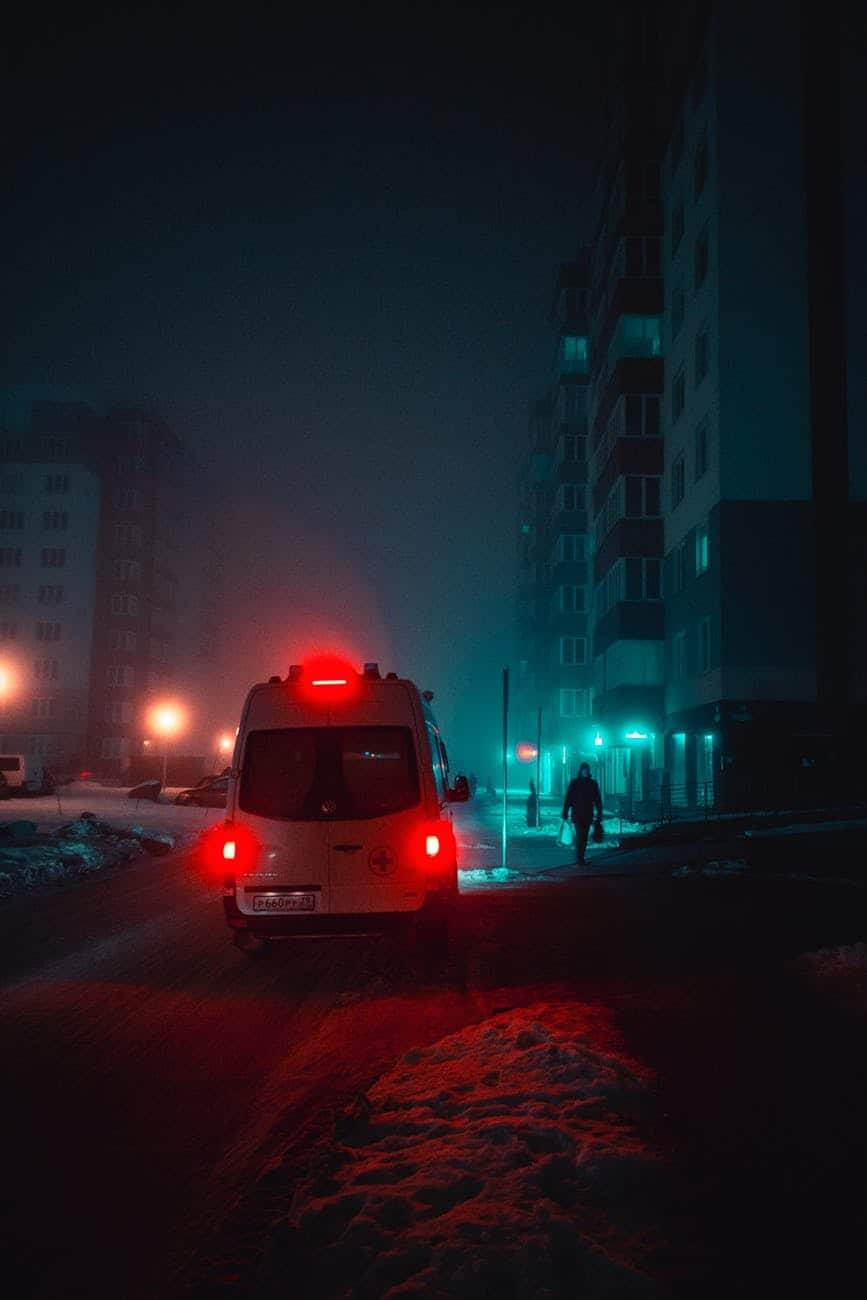 narcolepsy horror, Not Dead, Part 1