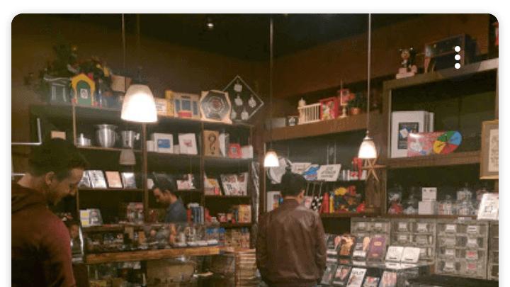 Sorcerer's apprentice, The Magic Shop